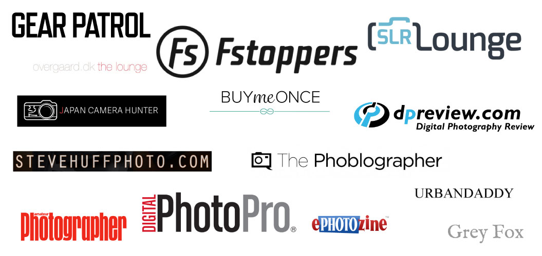 Camera-Bag-Reviewer-Logos