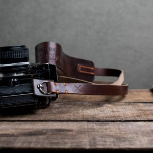 Hawkesmill-Westminster-Brown-Leather-Camera-Strap-Nikon-F-4