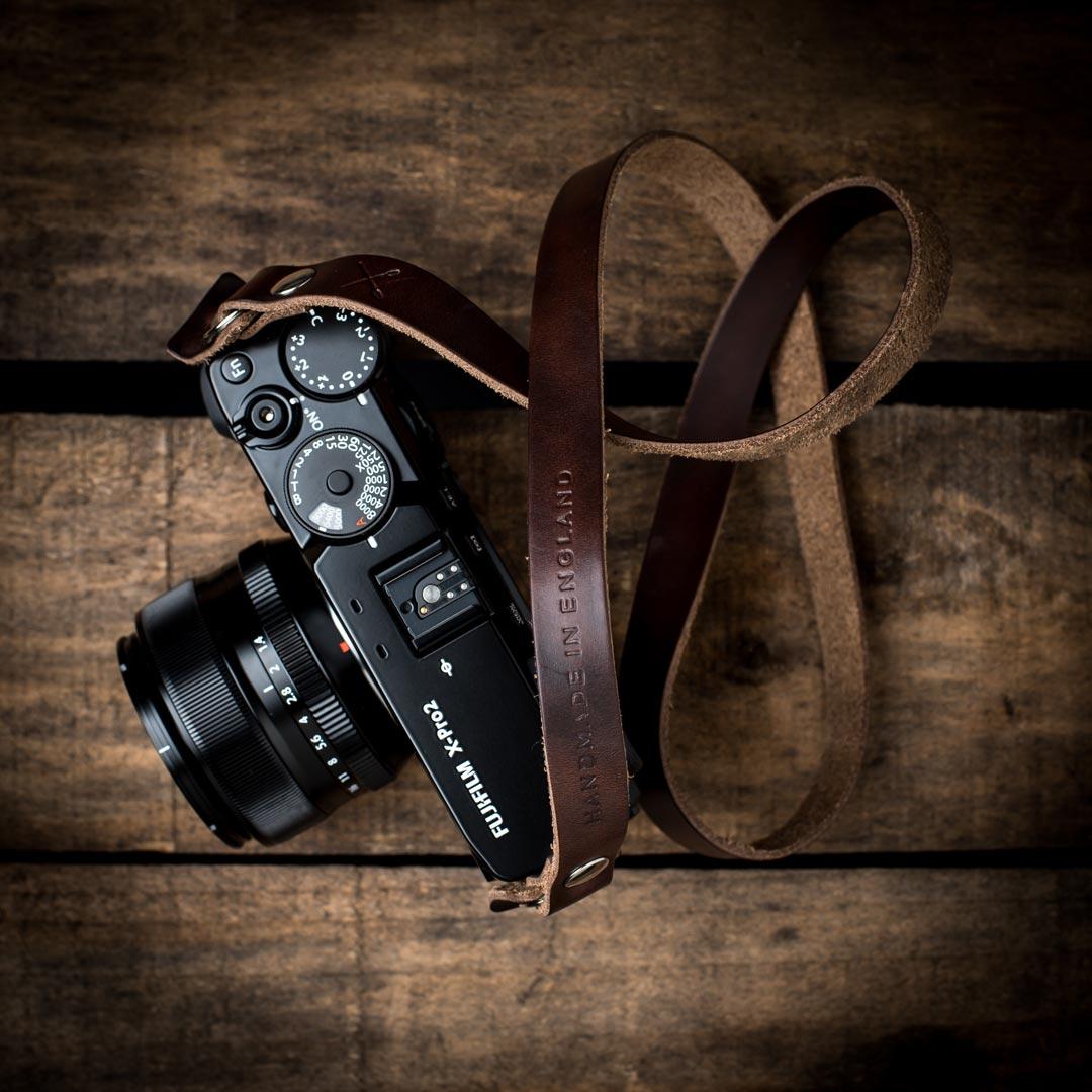 Fujifilm-XPro-2-Kensington-Horween-Camera-Neck-Strap