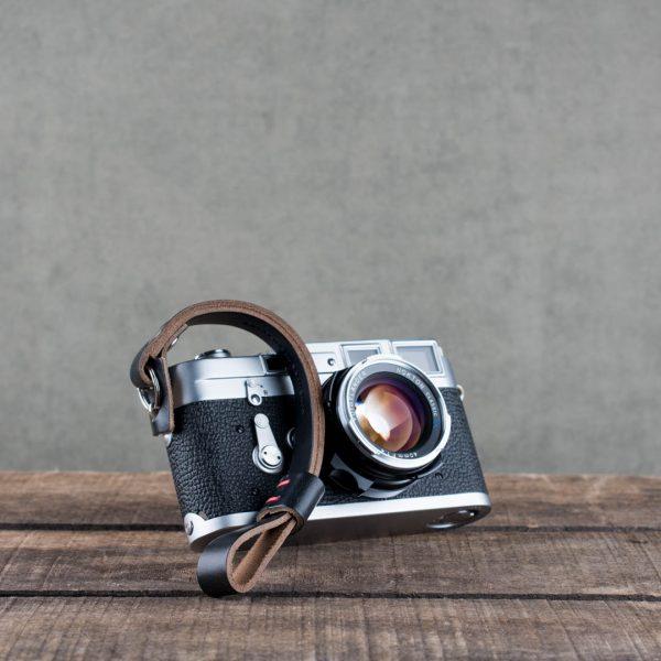 Hawkesmill-Black-Oxford-Leather-Camera-Wrist-Strap-For-Nikon-Leica-Sony-Fujifilm