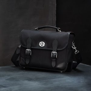 Hawkesmill-Bond-Street-Camera-Bag-Front