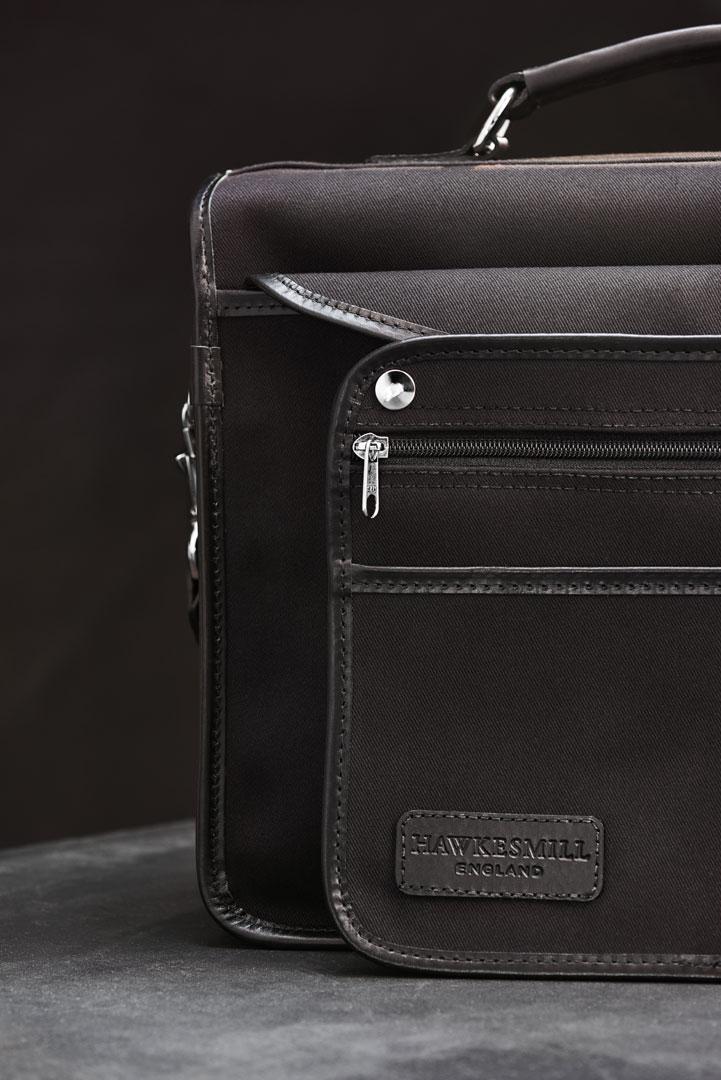 Hawkesmill-Bond-Street-Camera-Bag-Rear-Sleeve