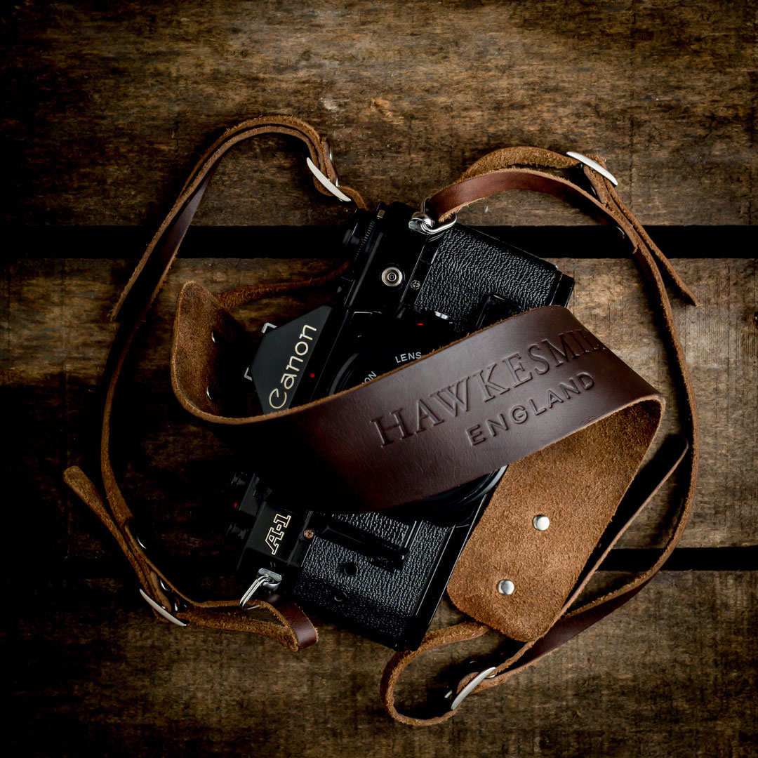 Hawkesmill-Borough-Camera-Neck-Strap-Canon-Brown4