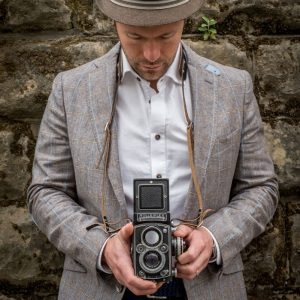 Hawkesmill-Borough-Camera-Neck-Strap-Vintage-Rolleiflex