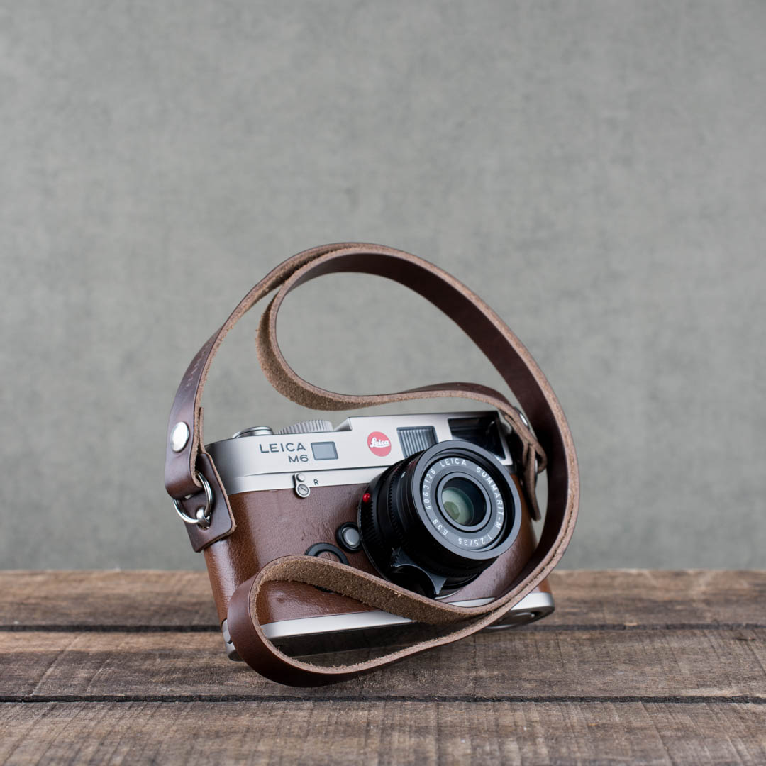 Leica Camera Strap Leather