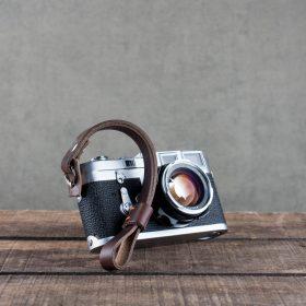 Hawkesmill-Brown-Oxford-Leather-Camera-Wrist-Strap-For-Nikon-Leica-Sony-Fujifilm