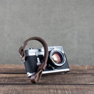 Hawkesmill-Brown-Oxford-Leather-Camera-Wrist-Strap-For-Nikon-Leica-Sony-Fujifilm