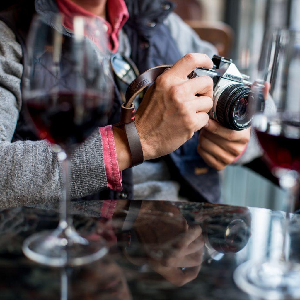 Hawkesmill-Leather-Camera-Wrist-Strap-Brown-Wine