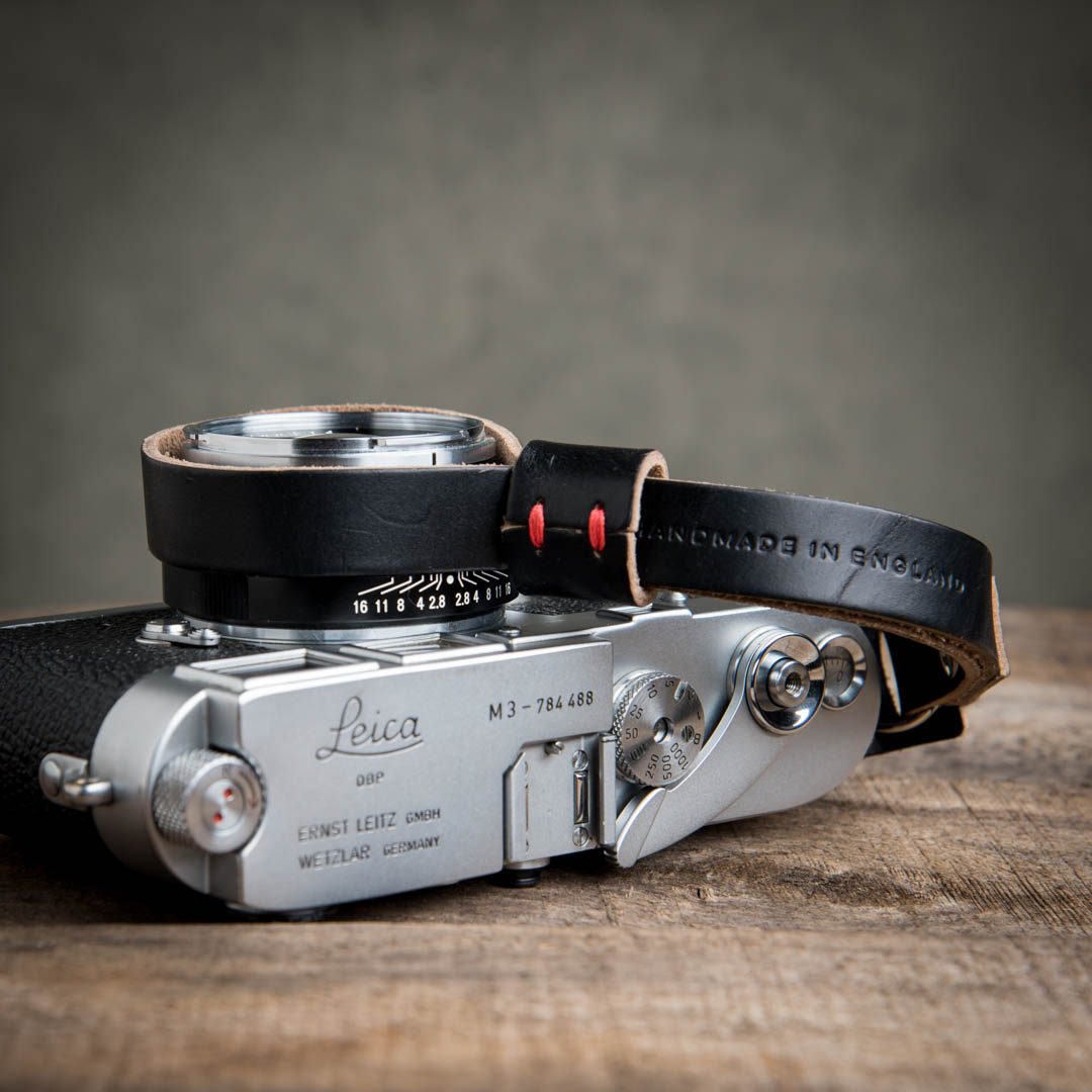Hawkesmill-Leather-Camera-Wrist-Strap-Leica-Black4