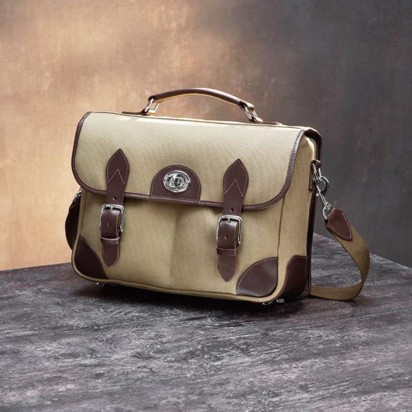 Hawkesmill-Marlborough-Camera-Bag-Front