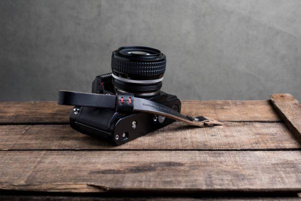Hawkesmill-Oxford-Black-Leather-Camera-Strap-Nikon-F3-1