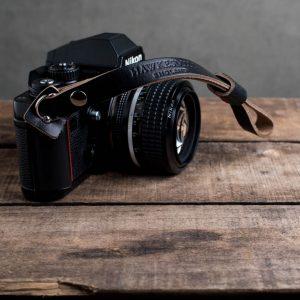 Hawkesmill-Oxford-Black-Leather-Camera-Strap-Nikon-F3-3