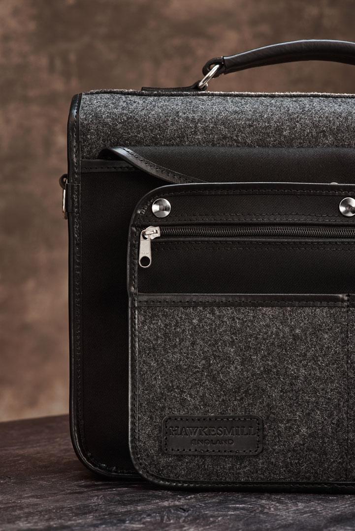 Hawkesmill-Sloane-Street-Camera-Bag-Rear-Sleeve-Close-Up