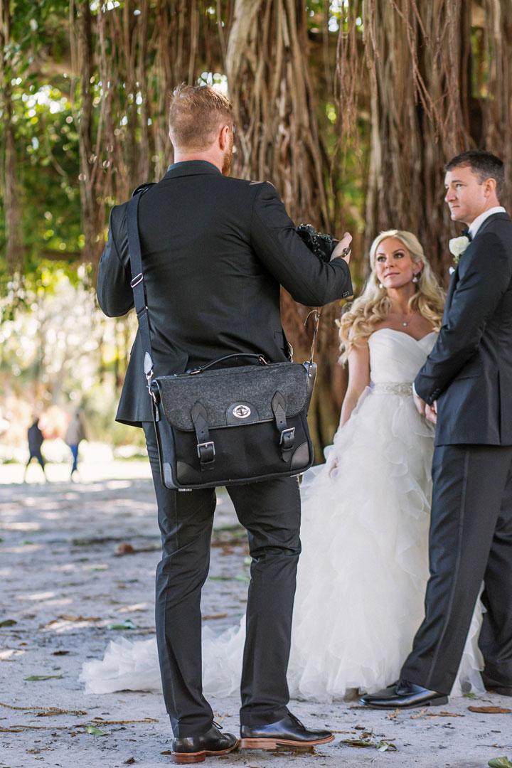 Sloane street camera bag by hawkesmill premium stylish for Wedding photographer camera bag