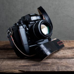 Hawkesmill-Westminster-Black-Leather-Camera-Strap-Nikon-F-1