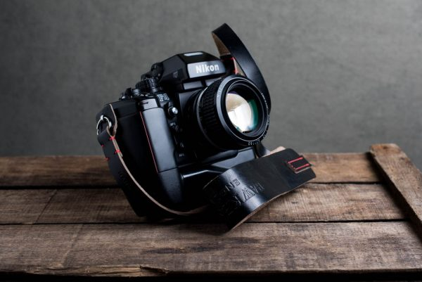 Hawkesmill-Westminster-Black-Leather-Camera-Strap-Nikon-F-1