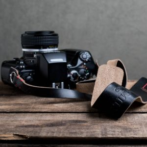 Hawkesmill-Westminster-Black-Leather-Camera-Strap-Nikon-F-3