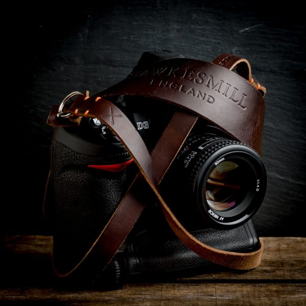 Hawkesmill-Westminster-Camera-Strap-NikonD3