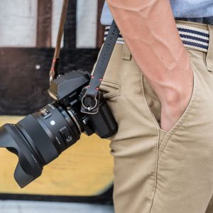 Hawkesmill-Westminster-Camera-Strap-NikonF3