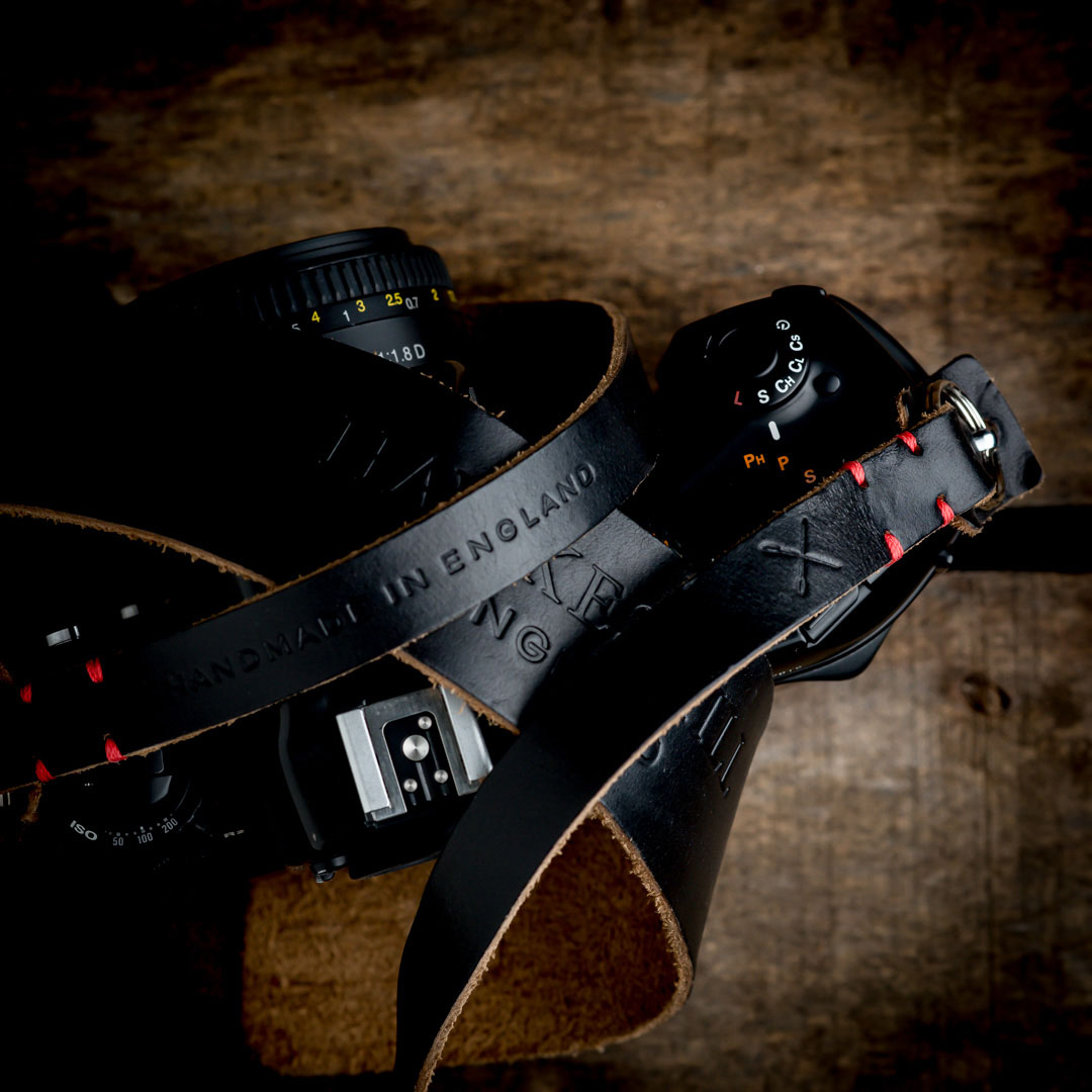 Hawkesmill-Westminster-Camera-Strap-NikonF4