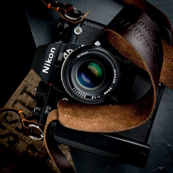 Hawkesmill-Westminster-Camera-Strap-Vintage-Nikon-Camera5