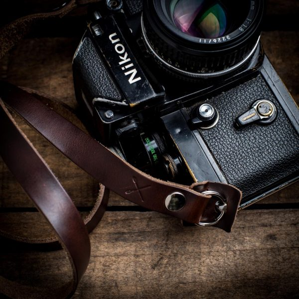 Leather-Horween-Camera-Neck-Strap-for-Nikon-F2