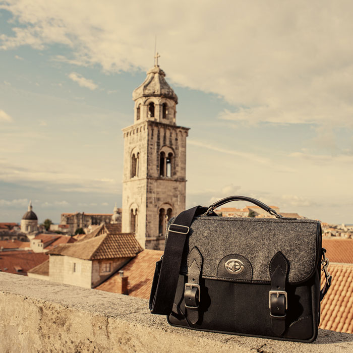 Hawkesmill-Camera-Messenger-Bag-Dubrovnik