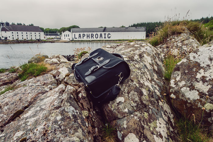 Hawkesmill-Bond-Street-Camera-Messenger-Bag-Laphroaig-Islay-Scotland
