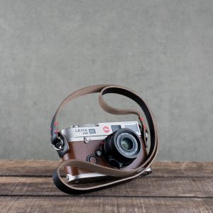 Hawkesmill-Black-Kensington-Stitched-Leather-Camera-Strap-For-Nikon-Leica-Sony-Fujifilm