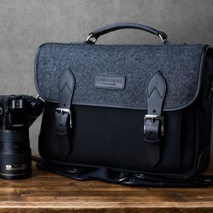 Hawkesmill Sloane Street Camera Messenger Backpack Nikon F4