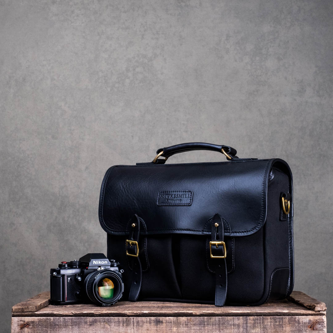 Hawkesmill-New-Bond-St-Medium-Camera-Bag-Nikon-F3